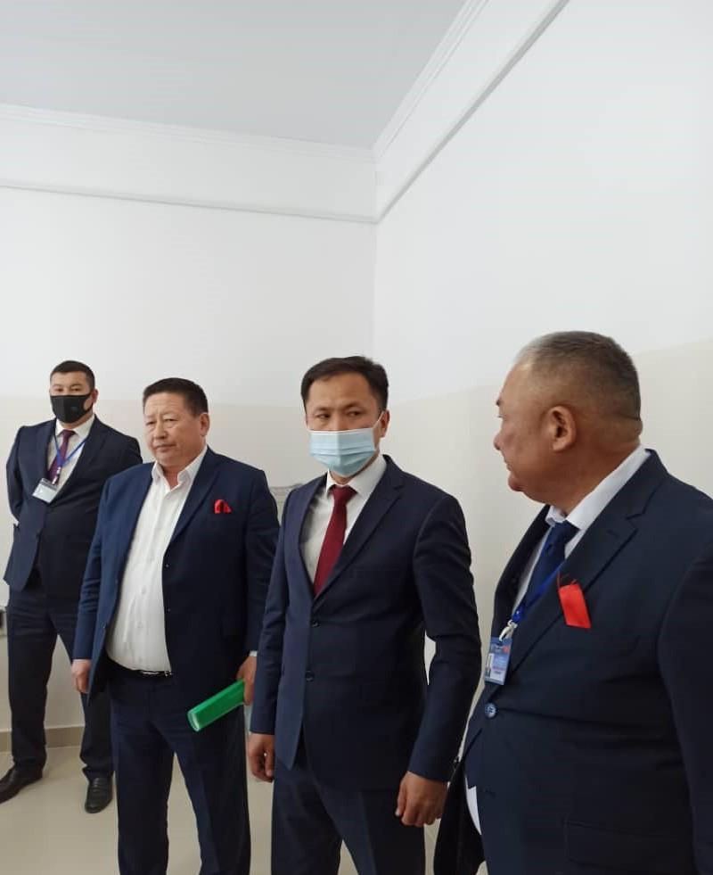 В Кара-Балте открылся автоЦОН