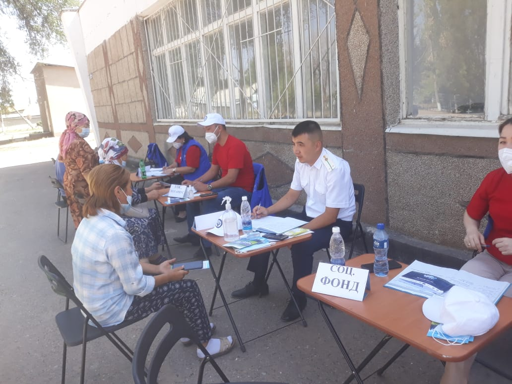 Чүй облусунун Чүй районунун жашоочуларына 49 акысыз укуктук консультациялар берилди