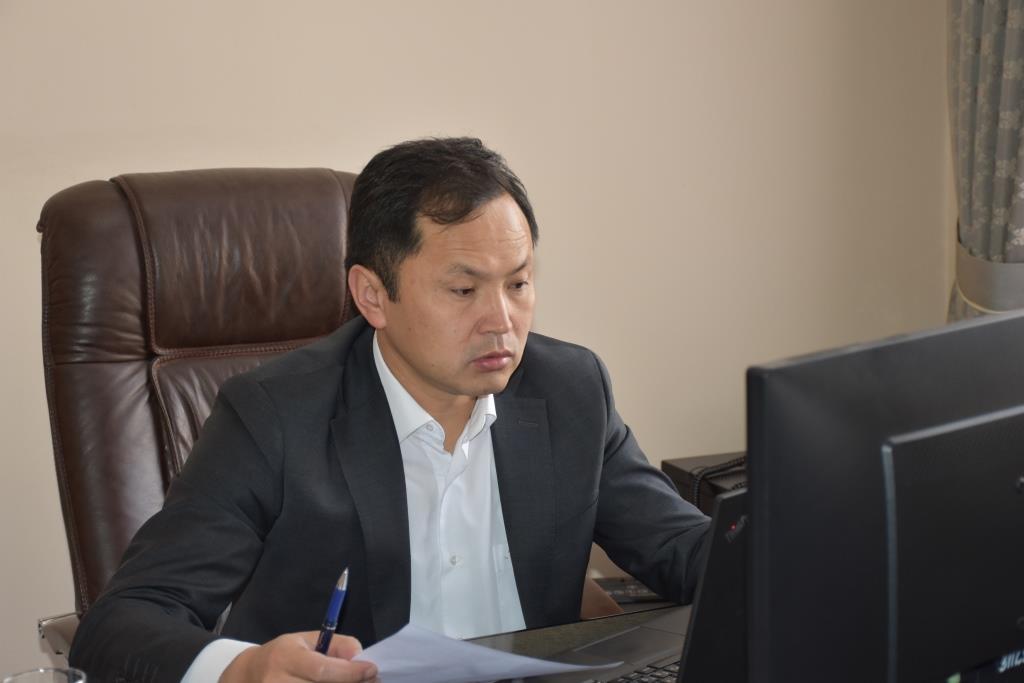 Кыргыз Республикасынын Юстиция министрлигинин Статс-катчысы