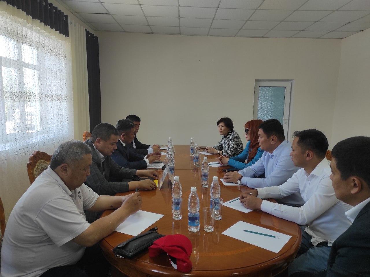 Баткен облусуна мамлекеттик нотариустардын кошумча штаттык саны берилди
