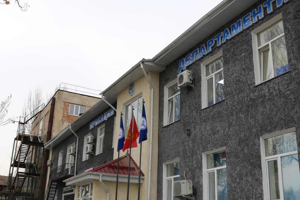 Визит Вице-премьер министра КР М. Мамытканова  в Департамент пробации