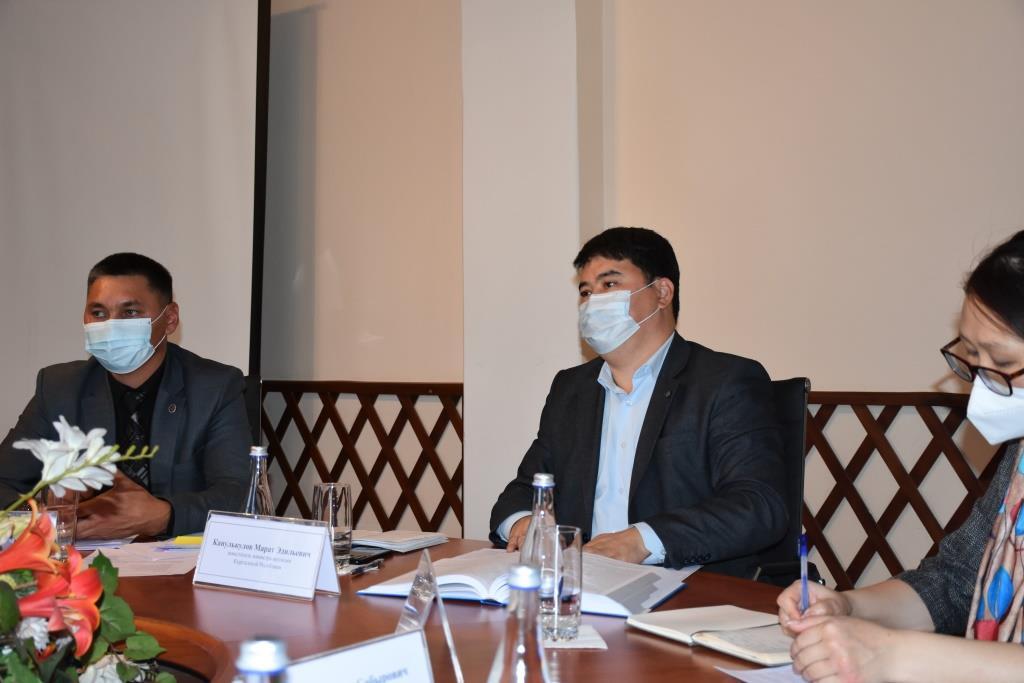 Круглый стол по обсуждению вопросов практического взаимодействия судебных органов с органами пробации